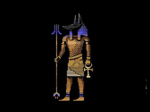 Egypt, 2600BC by Genesis Project (Atari VCS/2600 demo)