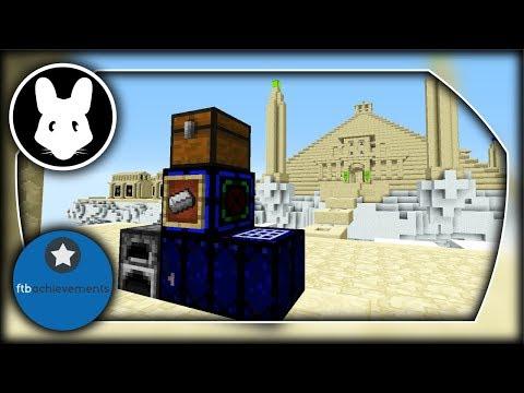 FTB Achievements mod for Minecraft 1.12! Bit-by-Bit by Mischief of Mice!
