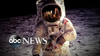 Neil Armstrong was the 1st man to walk on the moon 50 years ago today