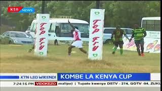 Timu ya raga ya KCB yaendeleza uwongozi kwa mashindano ya kombe la Kenya Cup
