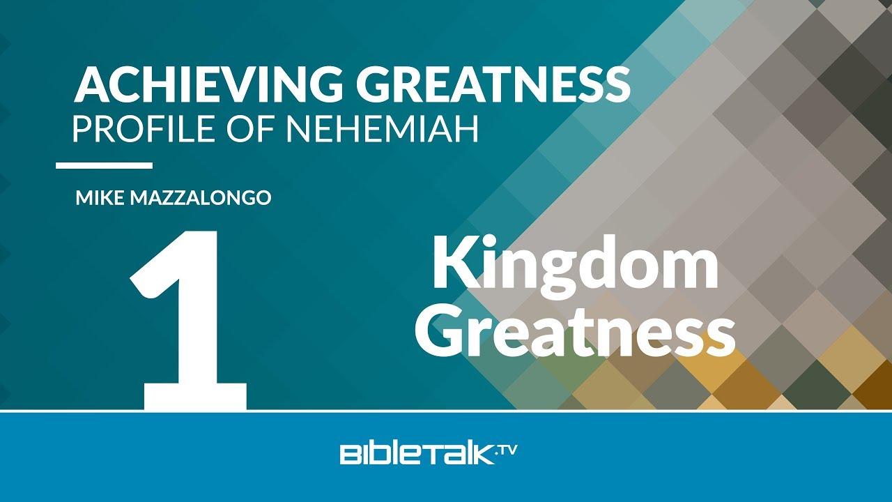 Kingdom Greatness