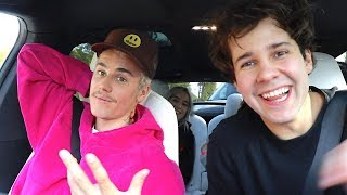 SURPRISING PEOPLE WITH JUSTIN BIEBER!!
