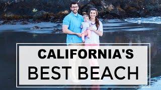 CALIFORNIA'S BEST BEACH | TRINIDAD BEACH VLOG | Northern California