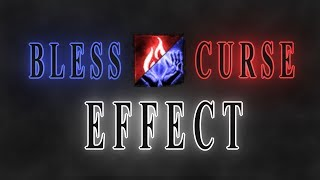 Bless and Curse Effect - Divinity Original Sin 2 Skill Showcase