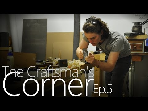 The Craftsman's Corner Ep. 5 - Furniture, Pricing, Tiny House