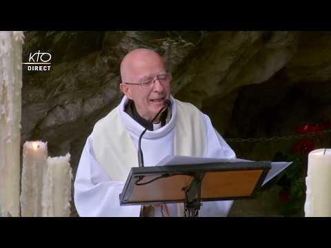 Chapelet à Lourdes du 26 juin 2020