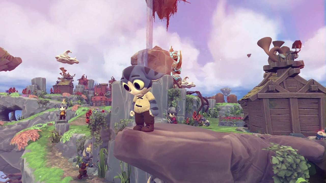 Un nuovo trailer per Tethered, il coinvolgente gioco di strategia per PlayStation VR