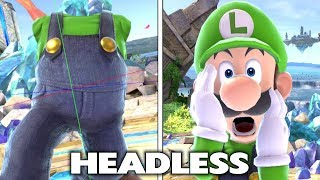 """Isabelle/Villager """"Headless Characters"""" Exploit in Super Smash Bros Ultimate"""