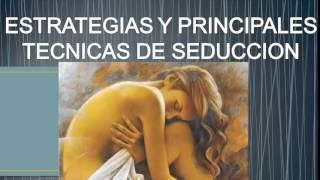 AUDIOLIBRO - ESTRATEGIAS Y PRINCIPAES TECNICAS DE SEDUCCION