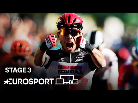 Video | Samenvatting etappe 3 Tour de France 2020
