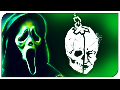 """Dead By Daylight """"Ghostface"""" Leaked Mori! - DBD """"The Ghost"""" Animations Rendered!"""