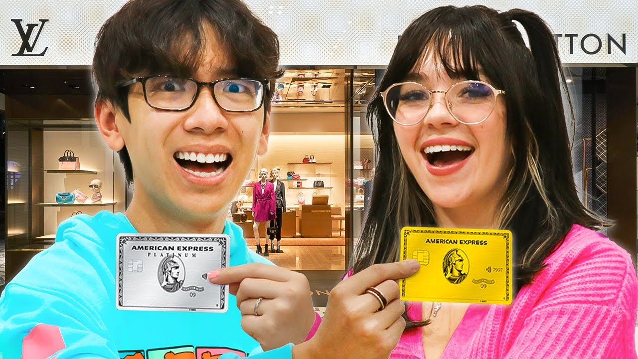 Switching Credit Cards With My Sweetheart! thumbnail