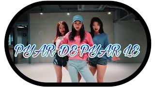 Pyar De Pyar Le (Genius) Dance Choreography | Mina MYoung | Himesh, Ikka, Lulia, | Utkarsh, Nawaz
