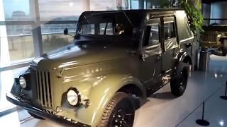 Музей автомобилей в Шанхае 2018