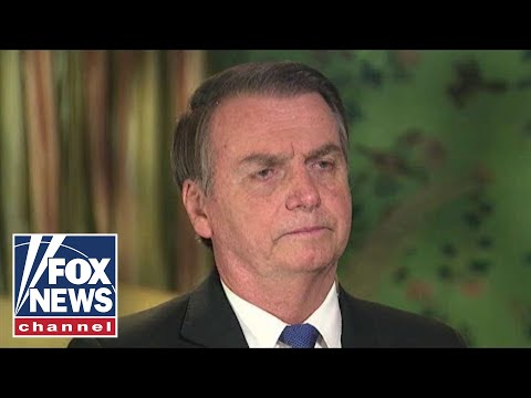 Brazil's President Bolsonaro on socialism, trade and Trump