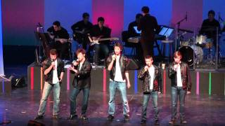 """Future Stars 2011 Finals """"Misery"""" by Schuyler, Russel, Ray, Hank, and Gabe"""