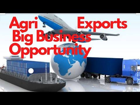 , title : 'कृषि निर्यात (Agri Export) Startup Business Opportunity.