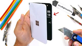 Microsoft Surface Duo Durability Test - How Thin is too Thin?