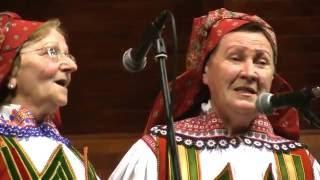 CHARVATSKÁ NOVÁ VES-6. VEČER PLNÝ DUET (Kyjovsko,  Horňácko, Podluží -sbor Charvatčani, Kyjovsko)