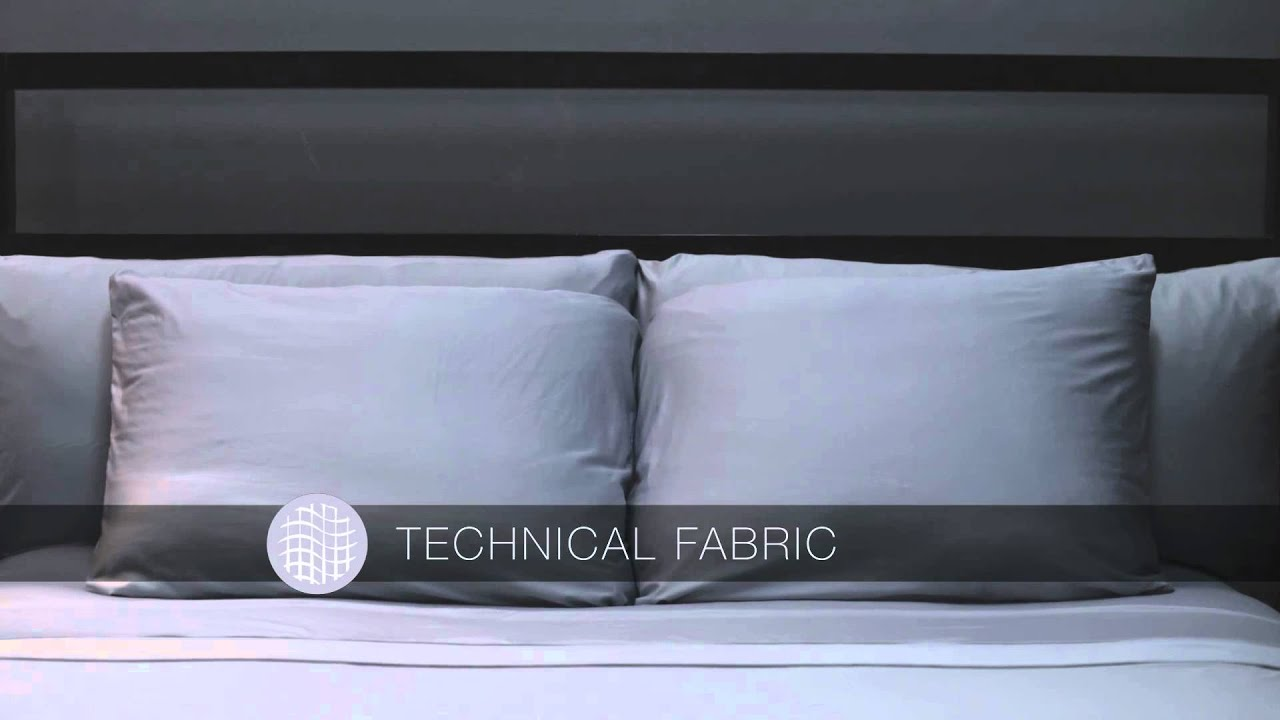 Ecosheex Bamboo Origin Collection // Gray (Standard Pillowcases) video thumbnail