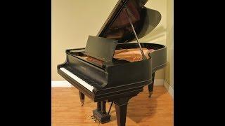 Mason & Hamlin Model A 5'8'' Grand Piano