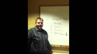Wild Bill's Playoffs Predictions