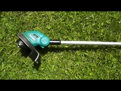 Makita Cordless Line Trimmer DUR181 Quick Review