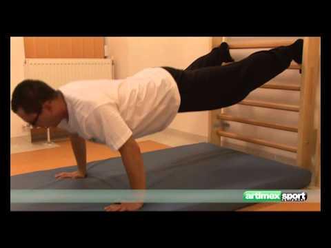 Exercitii  spalier gimnastica,scolioza,kinetoterapie