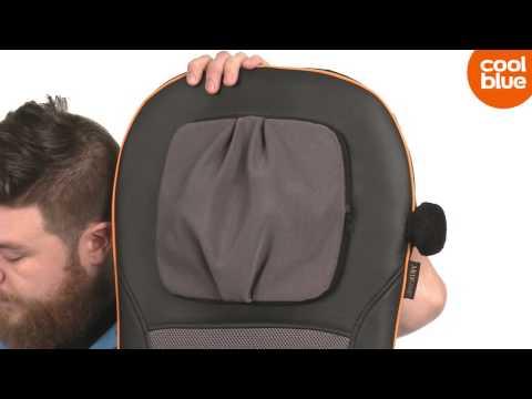 Medisana MC 825 massagekussen productvideo (NL/BE)