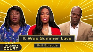 It Was Summer Love: Thirty-Years Of Lies And Secrecy Come To Halt (Full Episode)   Paternity Court