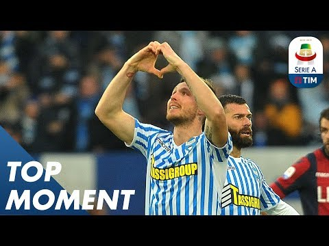 Kurtic Makes It a Draw For Spal | Spal 1-1 Bologna | Top Moment | Serie A