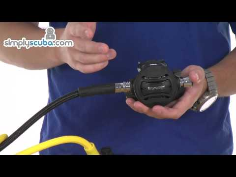Apeks XTX 50 Plus XTX 50 Regulator Set – www.simplyscuba.com