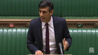 video: Rishi Sunak's wage subsidy announcement - the key points at a glance