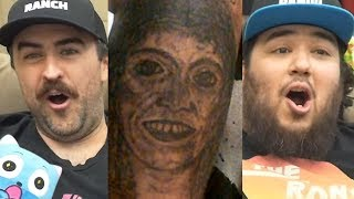 Tattoos So Bad Not Even Your Mom Loves Them | React Couch