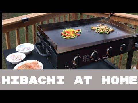 Blackstone Griddle 36″ Meal Idea (30 second video) 4K