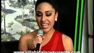 preview picture of video 'Entrevista Candidatas Nuestra Belleza Villa Hidalgo 2015 en Canal 4'
