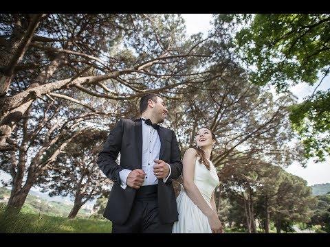 İstanbul'da Bir Düğün Hikayesi Maria + Eren Wedding Stories