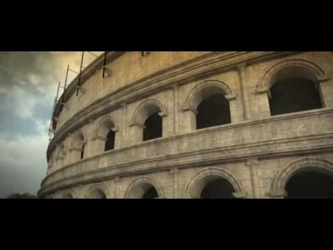 Het Romeinse colosseum..