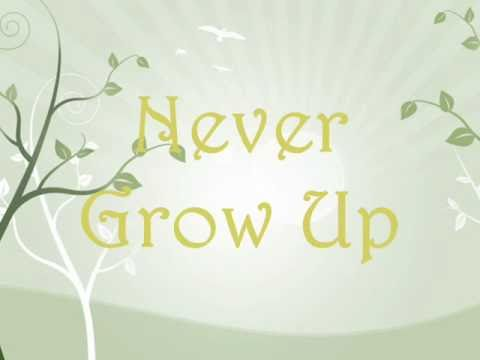 download never grow up taylor swift