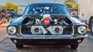 3000hp 67' HELLEANOR Mustang - BARN FIND?!
