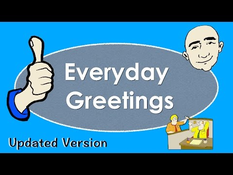 mp4 Exercises Introductions Greetings, download Exercises Introductions Greetings video klip Exercises Introductions Greetings