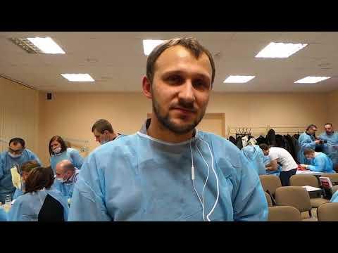 Александр Гриценко. Отзыв о семинаре по костной пластике и пластике мягких тканей