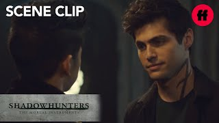 Shadowhunters | Season 2, Episode 18: #Malec Breakup | Freeform