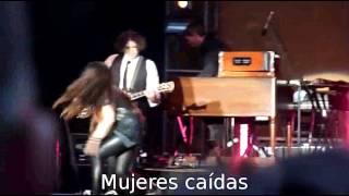 Alanis Morissette - Woman Down (live) - subtitulado