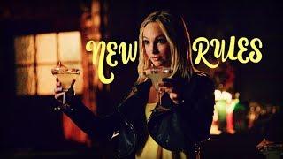 Caroline Forbes || New Rules (+Klaus)