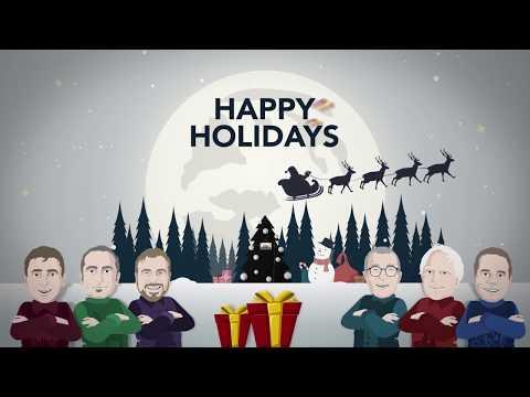 Buone Feste - Happy Holidays by Italgraniti Group