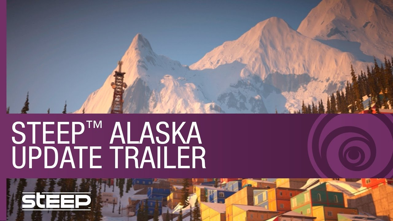 Steep Free Alaska Update Now Available