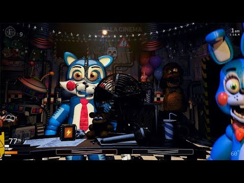 Funtime Candy in FNaF UCN (FNAC/SL) download YouTube video