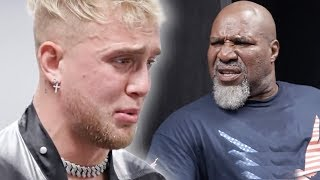 Jake Paul Cries & Fights With Shannon Briggs After KSI Beats Logan Paul