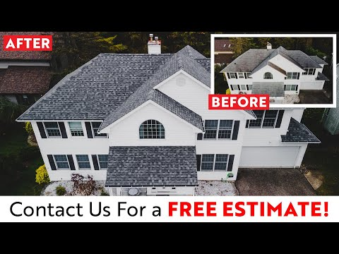 Full Roof Replacement In Brick, NJ